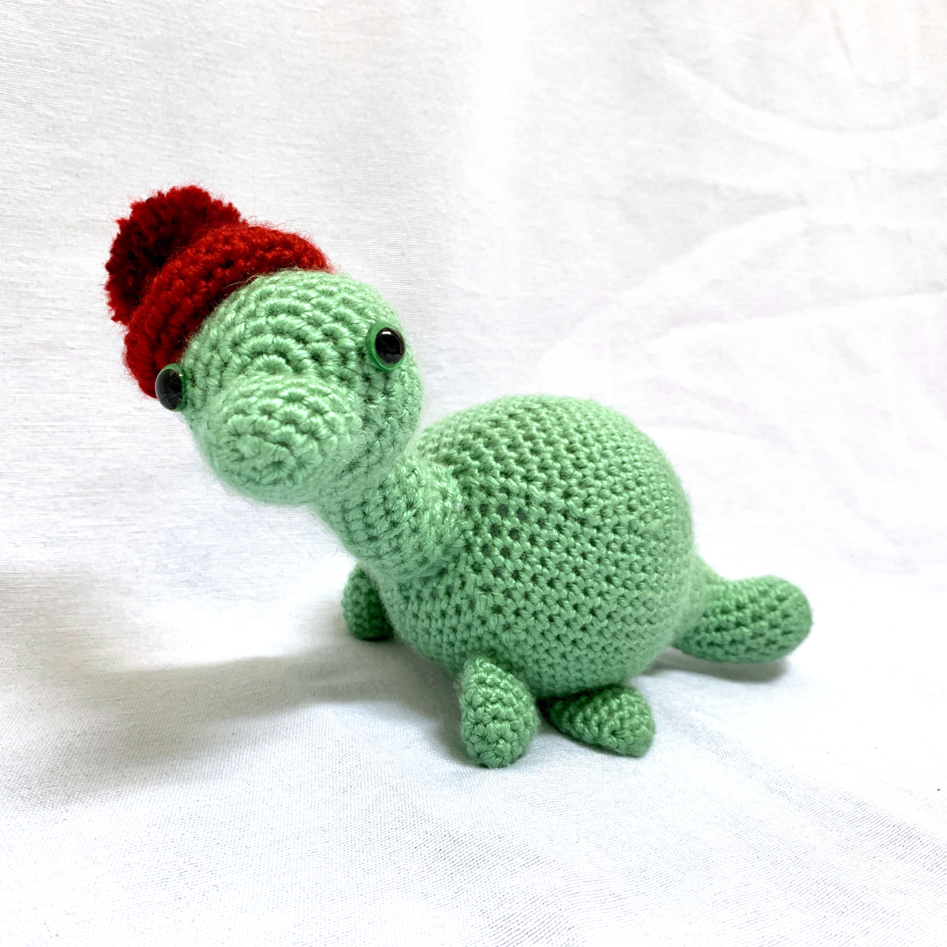 Ravelry: Nessie pattern by 26 Donuts | 3024x3024